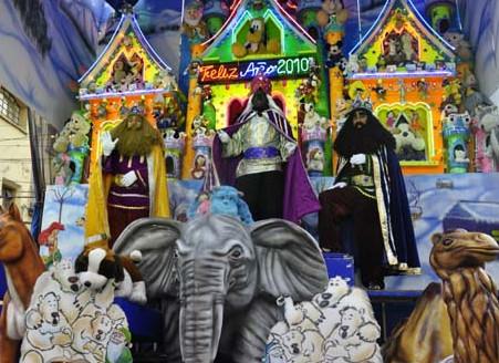 三王节 Día De Los Reyes Magos