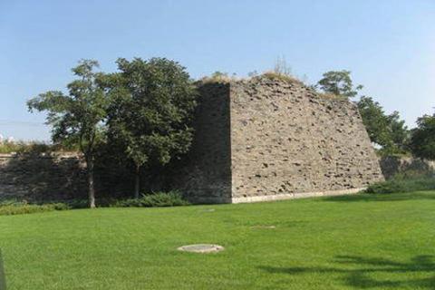 明城墙遗址公园