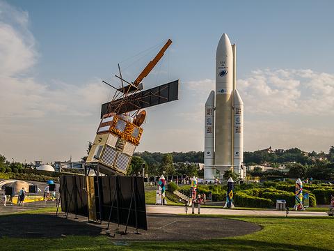 图卢兹太空城旅游景点图片