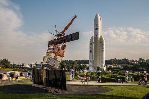 图卢兹太空城的图片