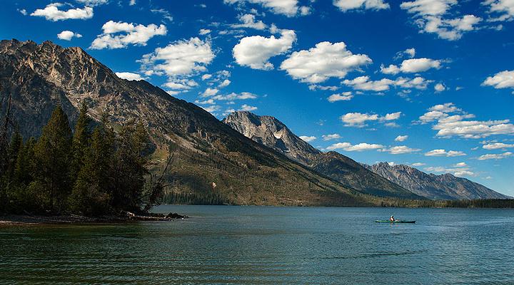 Jenny Lake旅游图片