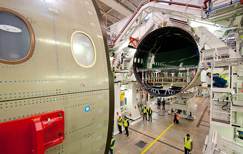 Airbus组装厂