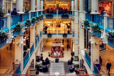 海湾购物中心