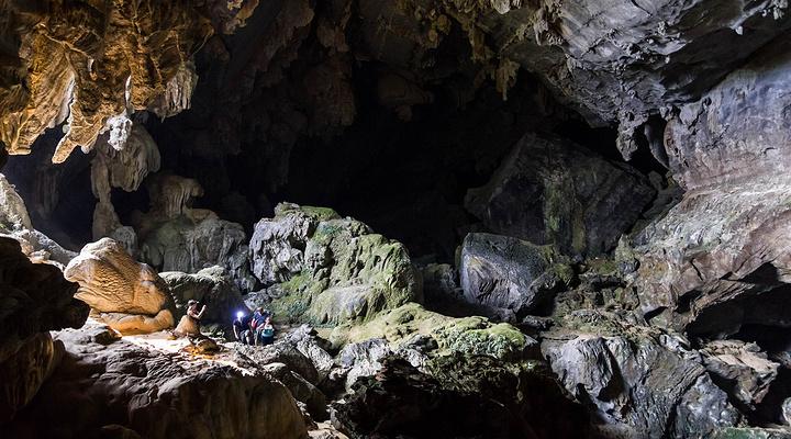 坦普坎溶洞旅游图片