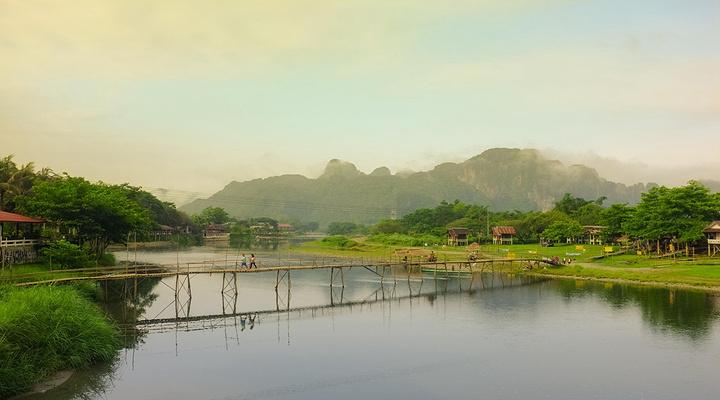 南松河旅游图片