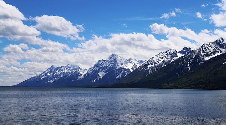 Jackson Lake旅游图片