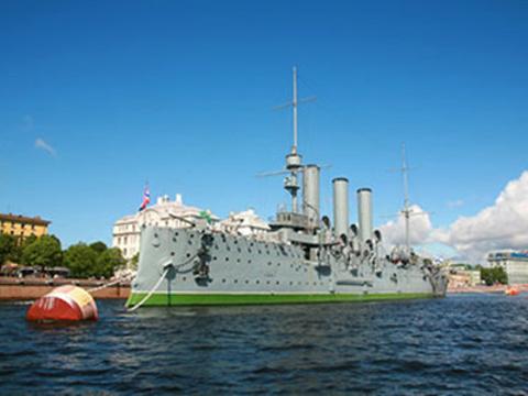 阿芙乐尔号巡洋舰旅游景点图片