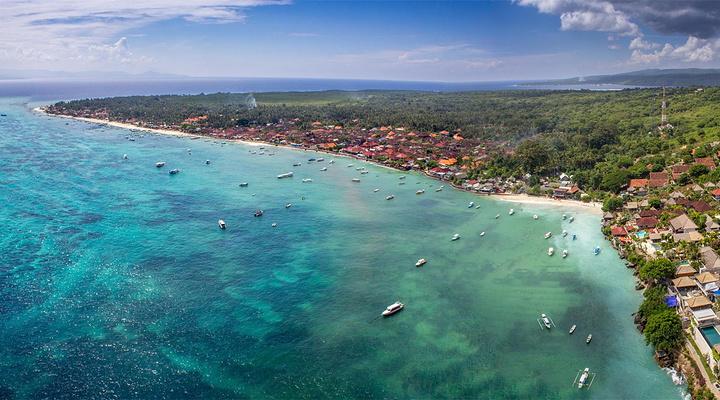 Jungut Batu海滩旅游图片