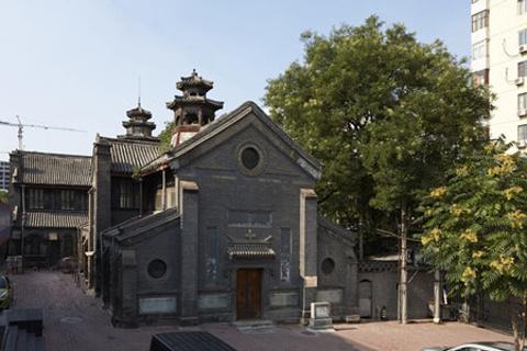 中华圣公会救主堂