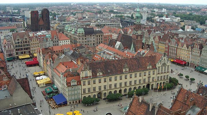 佛洛茨瓦夫中央广场 旅游图片