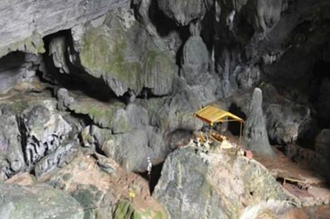 坦普坎溶洞