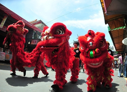 中国农历新年 Chinese New Year Festival