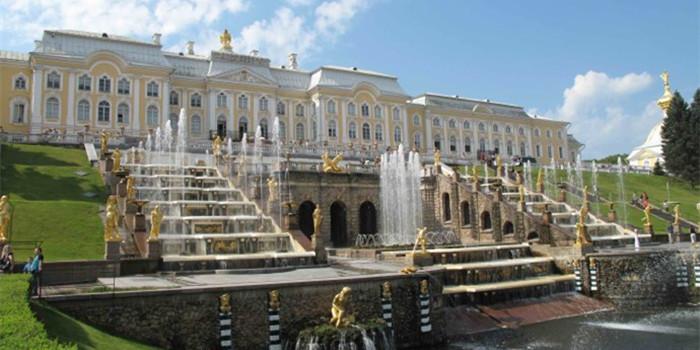 圣彼得堡全景三日游