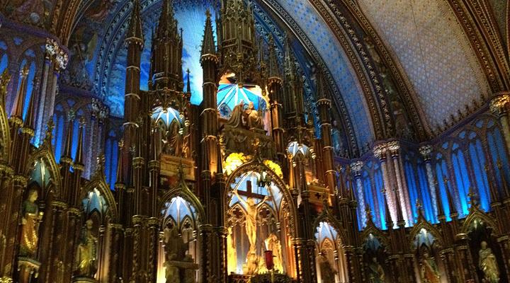 圣母院旅游图片