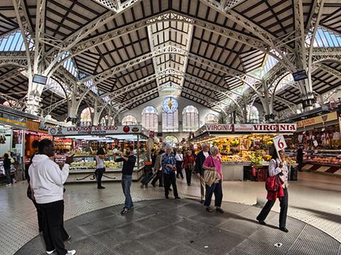 中央广场旅游景点图片