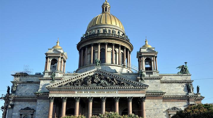 伊萨基辅大教堂旅游图片