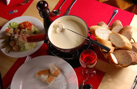 奶酪火锅(Fondue)