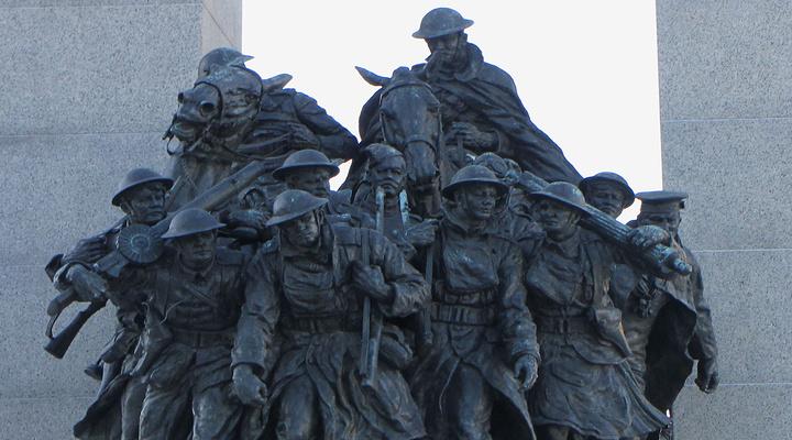 加拿大战争博物馆旅游图片