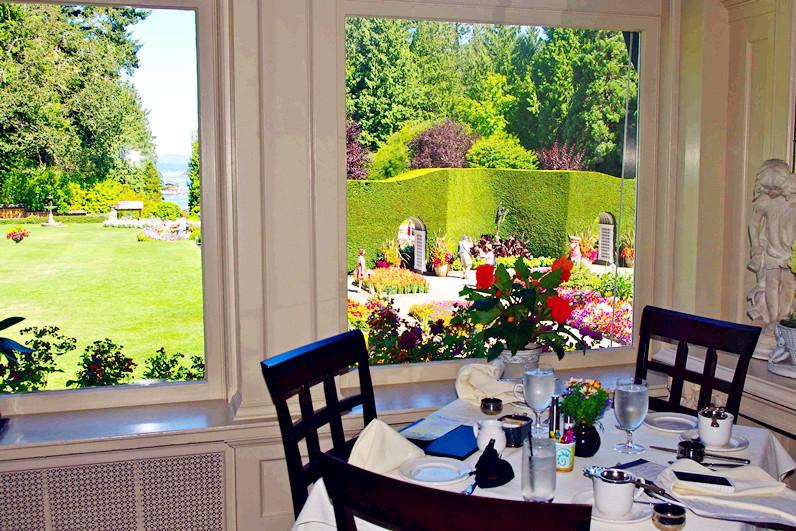 布查特花园餐厅