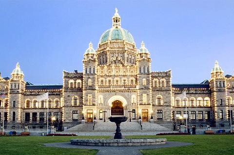 BC省国会大厦