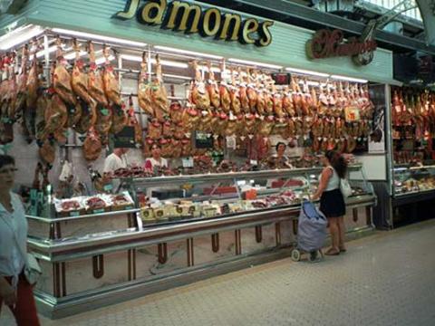 中央市场旅游景点图片