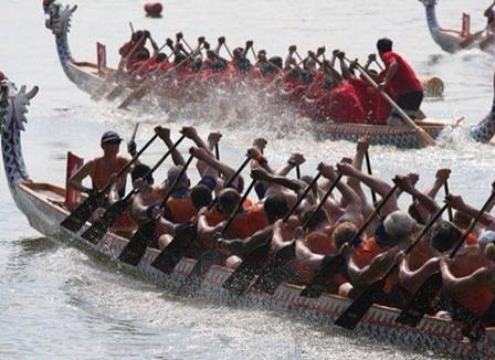 夏威夷龙舟节
