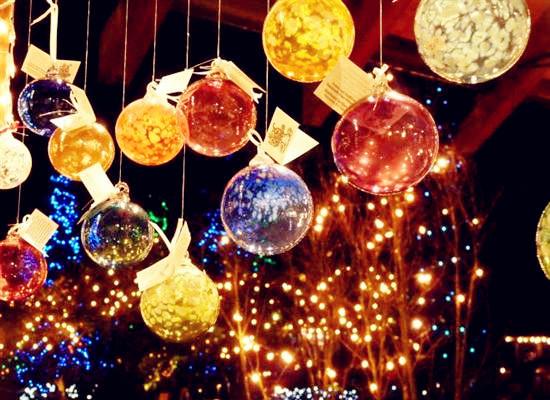 布查特花园魔幻圣诞节