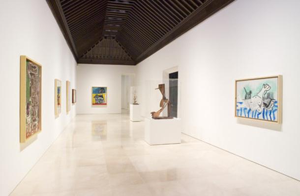 毕加索博物馆旅游图片