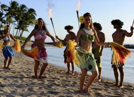 卡美哈美哈国王草裙舞比赛 King Kamehameha Hula Competition