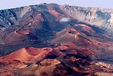 哈莱阿卡拉火山口