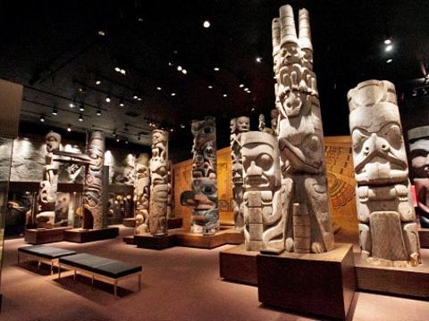 皇家BC省博物馆旅游景点图片