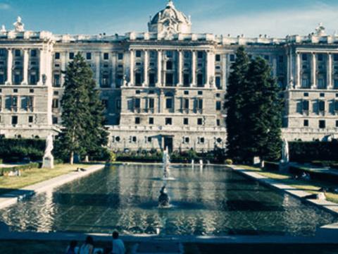 瓦伦西亚市政广场旅游景点图片
