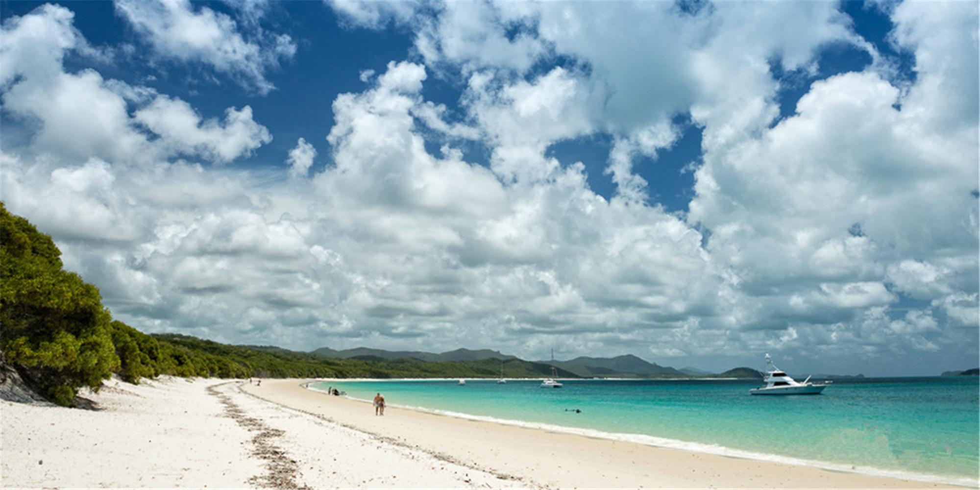惠森迪群岛休闲2日游