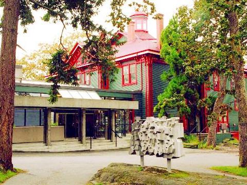 大维多利亚区美术馆旅游景点图片