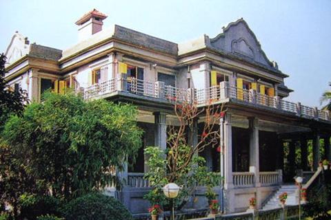 李清泉别墅