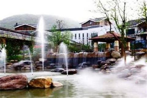 青园山庄温泉旅游图片