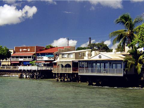 拉海纳捕鲸镇旅游景点图片
