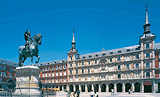 瓦伦西亚市政广场