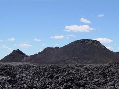 月球环形山旅游景点图片
