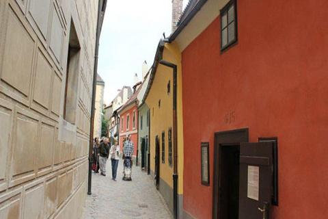 黄金巷的图片