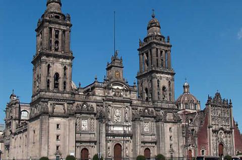 墨西哥城主教座堂