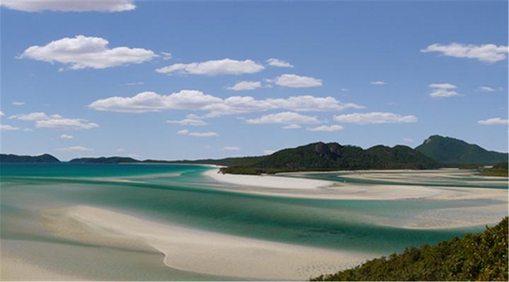 白天堂沙滩旅游图片