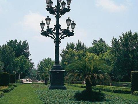 皇家公园旅游景点图片