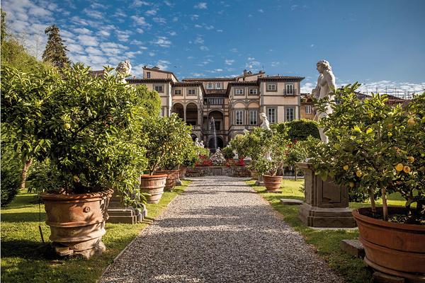 普法纳宫旅游图片