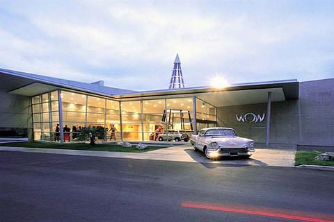 世界穿着艺术及古董车博物馆