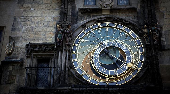 天文钟旅游图片