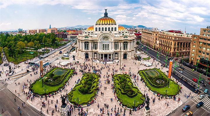 墨西哥国家美术馆旅游图片