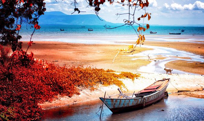 Sao Beach旅游图片