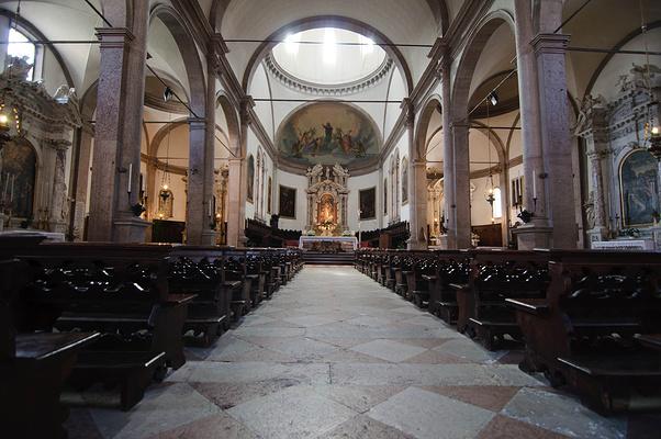 卢卡圣马丁主教堂旅游图片