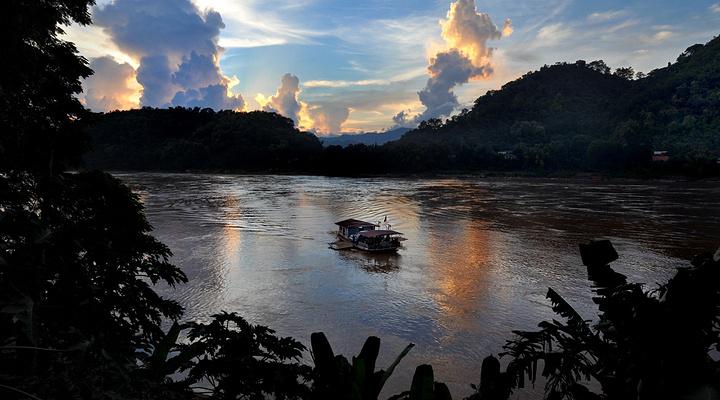湄公河旅游图片